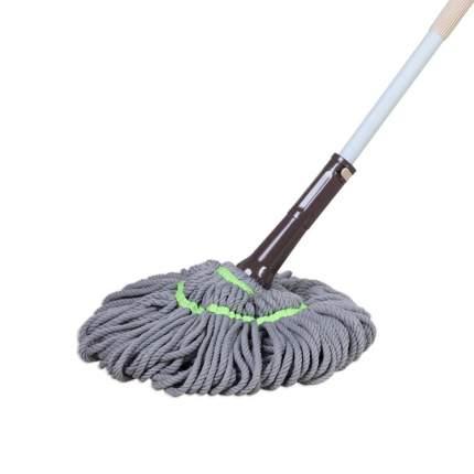 Швабра Boomjoy Microfiber Twist Mop 130 см