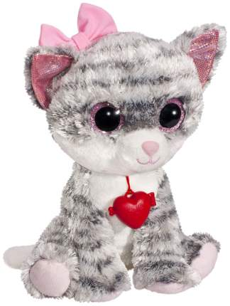 Мягкая игрушка Fancy Глазастик Кошечка GKK0\S