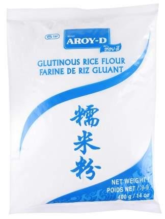 Рисовая мука Aroy-D клейкая 400 г