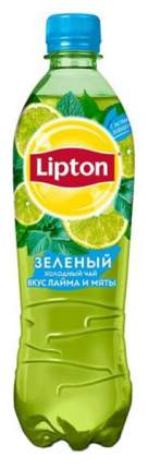 Холодный чай Lipton мохито 0.6 л