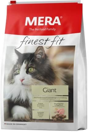 Сухой корм для кошек MERA Finest Fit Giant, для крупных пород, курица, 4кг