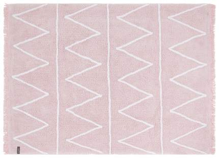 Ковер Lorena Canals Хиппи Hippy розовый 120*160