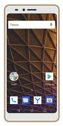 Смартфон Vertex Impress Pluto 4G 8Gb Gold
