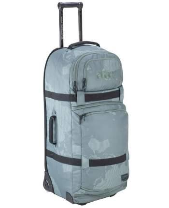 Дорожная сумка Evoc World Traveller зеленая 85 x 40 x 32