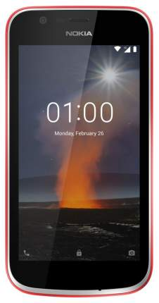Смартфон Nokia 1 8Gb Red