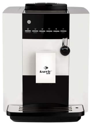 Кофемашина автоматическая Kaffit.com KLM 1604 Nizza Autocappuccino White/Black
