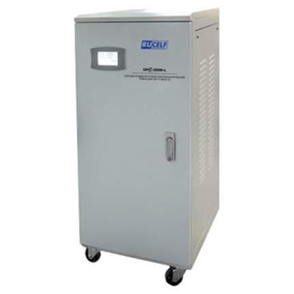 Однофазный стабилизатор RUCELF SDVII-25000-L