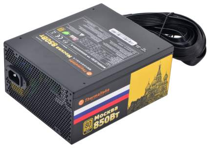 Блок питания компьютера Thermaltake Russian Gold TP-850AH5CEG-A W0428RE