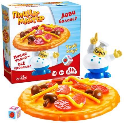 Семейная игра ORIGAMI Пицца-мастер 04272