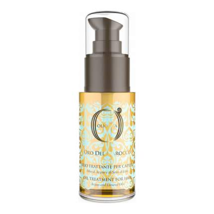 Масло для волос Barex Italiana Olioseta Oil Treatment for Hair 30 мл