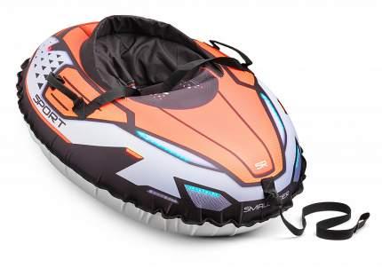 Надувные санки-тюбинг Small Rider Asteroid Sport оранжевый