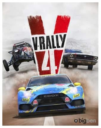 Игра V-Rally 4 для PC