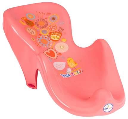 Горка для ванны Tega Baby Фолк розовый