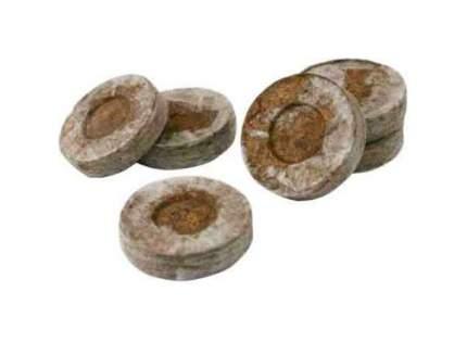 Торфо-перегнойные таблетки Джиффи - 7 33 мм, 20 шт