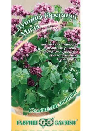 Семена Душица (орегано) Мила, 0,1 г Семена от автора Гавриш