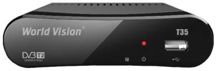 DVB-T2 приставка World Vision T35 black