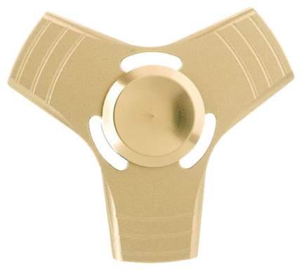 Металлический спиннер Fidget Spinner Alloy золотой