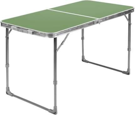 Туристический стол Nika ССТ-3 серый/зеленый