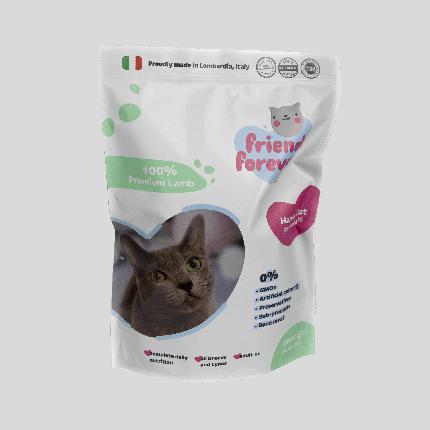 Сухой корм для кошек Friends forever, 100% ягненок, 2кг