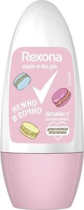 "Антиперспирант Rexona ""Нежно и Сочно"" ролик"
