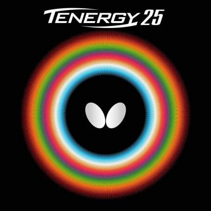Накладка Butterfly Tenergy 25 2.1 black