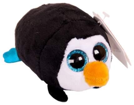 Мягкая игрушка ABtoys Пингвин черный 10 см