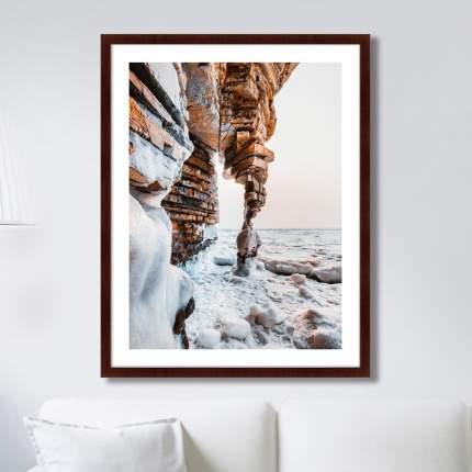 Фотография Frozen sea No 1, 78,5х100см, Картины в Квартиру