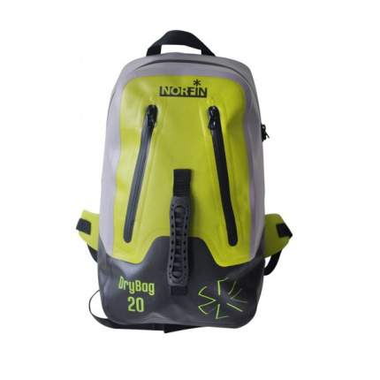 Туристический рюкзак Norfin DRY Bag 20 NF желто-серый