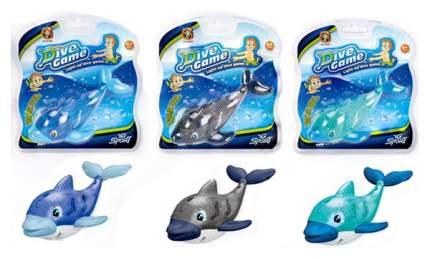 Игрушка для купания YG Sport Плавающий дельфин с подсветкой