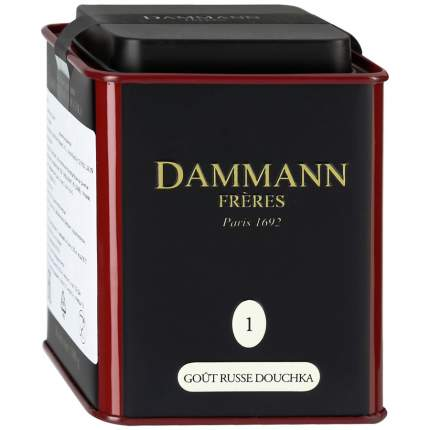 Чай черный Dammann Gout Russe Douchka 100 г