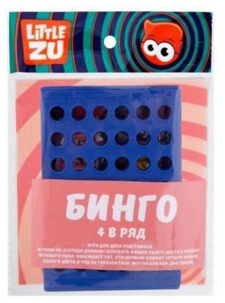 Настольная игра LITTLE ZU Бинго 4 в ряд 90055H