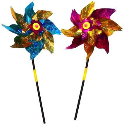 Объемный ветрячок цветок 23 см Shantou Gepai PW23 1