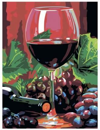 Картина по номерам Color Kit Бокал вина