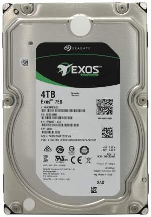 Внутренний жесткий диск Seagate Enterprise Capacity 4TB (ST4000NM0025)