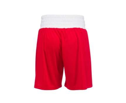 Шорты боксерские Adidas Clinch Olimp красные 2XL