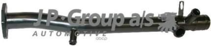 Патрубок радиатора JP Group 1114400500