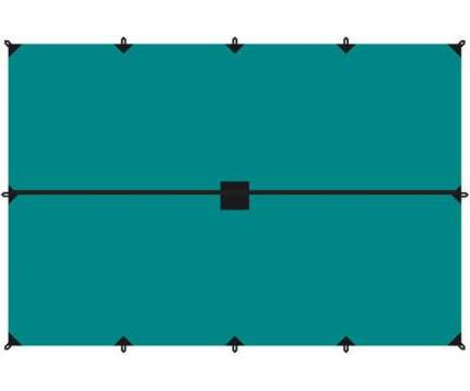 Тент Tramp TRT-101.04 green