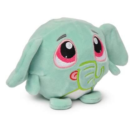 1 TOY Плюшевая игрушка Мняшки Хрумс. Слоун Хрумс, 12 см Т14276