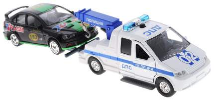 Машина спецслужбы Технопарк Эвакуатор ДПС 12 см