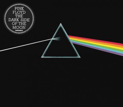 Pink Floyd  The Dark Side Of The Moon (CD)