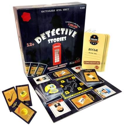 Настольная игра Детективные истории, История одного преступления