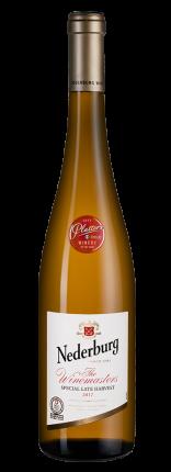 Вино Nederburg Winemasters Special Late Harvest, Distell, 2017 г.