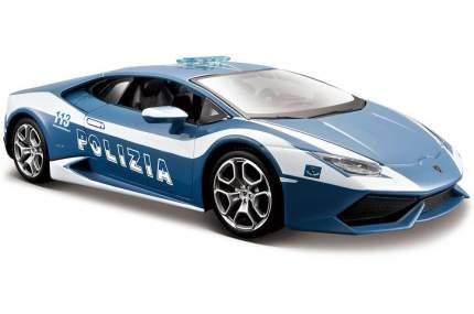 Машинка Maisto 1:24 Lamborghini Huracan LP 610-4 Полиция