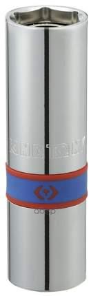 """KING TONY Головка свечная шестигранная 1/2"""" 16 мм магнитный фиксатор 466516"""