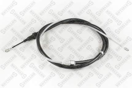 Трос cтояночного тормоза Stellox 29-98523-SX