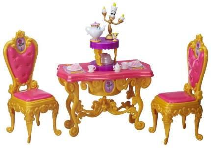 Мебель для кукол Hasbro Disney Princess Гостиная Белль