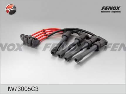 Комплект проводов зажигания FENOX IW73005C3