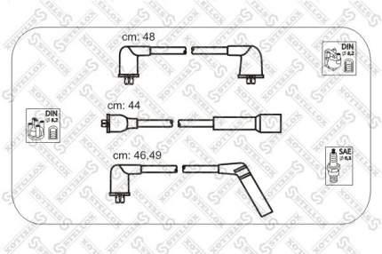 Комплект проводов зажигания STELLOX 10-30040-SX