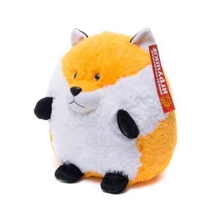 Мягкая игрушка Лиса круглая 35 см Нижегородская игрушка См-769-5