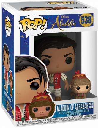 Фигурка Funko POP! Aladdin: Aladdin: of Agrabah with Abu